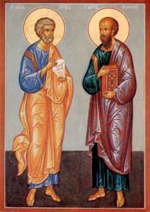 Св.Петр и Св.Павел