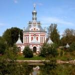 Храм-часовня святой великомученицы Варвары
